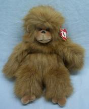 "TY Classic TANGO THE FURRY ORANGUTAN APE 11"" Plush Stuffed Animal TOY 19... - $19.80"