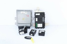 2008 Infiniti EX35 ECU BCM Ignition Keyless Entry Fob Combo Set