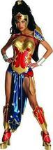 Wonder Woman Superhero Deluxe Costume image 2