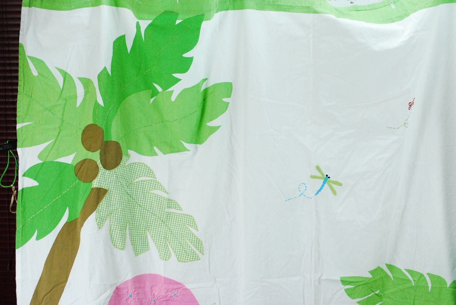 Pottery Barn Kids Jungle Shower Curtain And 50 Similar Items