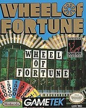 Wheel of Fortune (Nintendo Game Boy, 1990) - $6.65