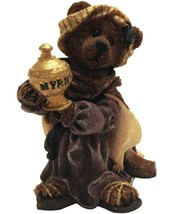Boyds Bears, Nativity, Raleigh…as Balthasar with Myrrh, PRISTINE - $15.95