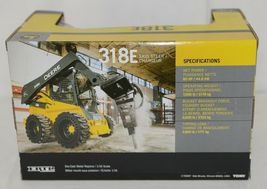 John Deere LP51308 Die Cast Metal Replica 318E Skid Steer image 4