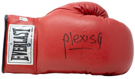 Alexis Arguello Signed Right Red Everlast Boxing Glove Steiner Fanatics 909 - $213.39