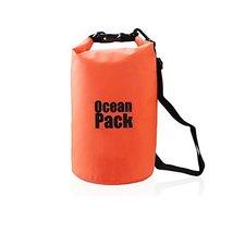 Waterproof Case Dry Bag Swimming Bag,Orange 10L - $16.79