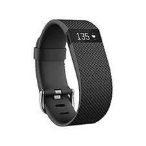 Fitbit Charge HR Wireless Activity Wristband, Black, Small, - $34.99