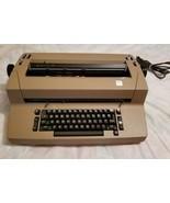 Home Treasure IBM Selectric II Typewriter Correcting Electric Brown Tan ... - $189.99
