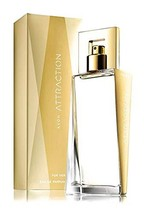 Avon Avon Attraction for Her Eau de Parfum spray 1.7 fl oz brand new fresh sold  - $28.75