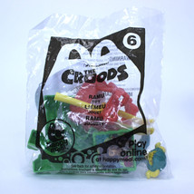 The Croo Ds | #6 Ramu | 2013 Mc Donalds Happy Meal Toy | Caketopper Nip - $2.48