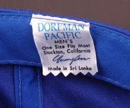 Vtg AHI Hawaii Hat-Blue-Snapback-Fish-Island-Vacation-Dorfman Pacific-Trucker image 5