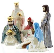 Hagen-Renaker Specialties Ceramic Nativity Figurine Jesus Mary Joseph Wise Men image 11