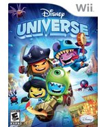 Disney Universe - Nintendo Wii [video game] - $19.75