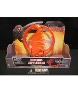 How to Train Your Dragon 2 Hideous Zippleback Power Dragon Red spinmaste... - $75.99