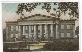 Library University Minnesota Minneapolis 1905c postcard - $5.94