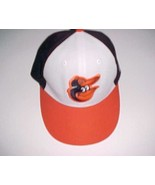 Baltimore Orioles MLB OC Sports Black Baseball Cap Adjustable One Size Fit All - $14.84