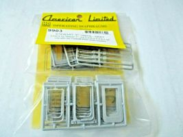 """American Limited # 9903 Stewart """"F"""" Units Operating Diaphragms Gray HO-Scale image 3"""