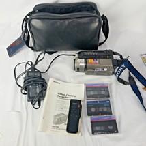 Sony Video CCD TRV46 Hi8 8mm Handycam Vision NTSC 330X Zoom Tested - $103.95