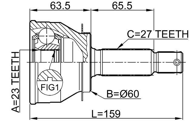 Rare Parts RP21036 Pitman Arm