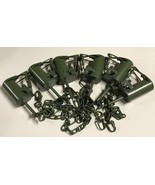 6 Powder Coated FPS DP Dog Proof Coon Traps Trapping Raccoon NEW SALE - $88.00