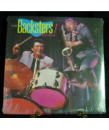 The Backsters - Get On Your Back - A&M SP12508 - SEALED - $20.00