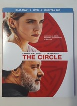 The Circle Bluray DVD Blu ray w/slipcover no digital copy - $11.83