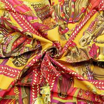 Hermes Scarf LE DANSE DU CHEVAL MARWARI Silk Carre ANNIE FAIVRE 90cm - $6.235,15 MXN