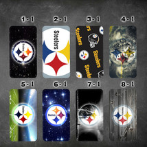 wallet case Pittsburgh Steelers LG V30 V35  G6 G7 thinQ Google pixel XL 2 2XL - $16.48+
