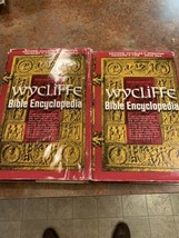 Wycliffe Bible Encyclopedia 2 Volume HC Moody Press 1982 Vintage Reference - $34.60
