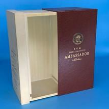 Rum Diplomatico Ambassador Selection Cask Strength Rum Box Ltd Edition E... - $28.30