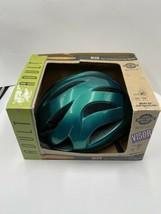 NIB Vintage BSI Bell Adult Eclispe Green Bicycle Helmet With Visor - $29.69