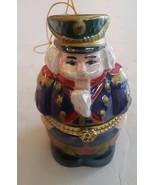 Mr. Christmas Animated Porcelain Ornament Music Box w/ Dancers The Nutcr... - $23.56