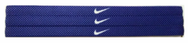Nike Unisex Running All Sports BLUE DOTS Sports Design Headband NEW - $6.50