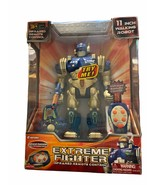 CYBOTRONIX 11 INCH EXTREME FIGHTER WALKING ROBOT - $24.89