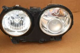 04-07 Jaguar XJ8 XJR VDP Headlight Lamp HID Xenon Set L&R POLISHED image 3