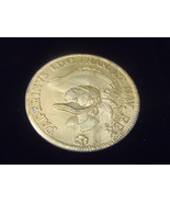 Extremely Rare! Walt Disney Donald Duck Pirate Coin from Italy Old Coin - $48.18