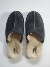 UGG Australia 5776 Men's Scuff Slippers Black Authentic 9 - $39.95