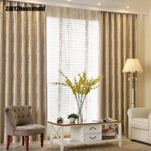 New curtains for European style simple modern bedroom living room shadin... - $28.14+