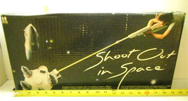 """Rare 1978 Tomy Japan Shoot Out In Space Lazer Game Space Station 30"""" Lgt Ray Gun - $74.79"""