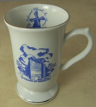 CRYSTAL CATHEDRAL COFFEE CUP 30 Year Anniversary Robert Schuller Church - $7.37