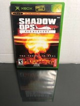 Shadow Ops: Red Mercury (Microsoft Xbox, 2004) Original Manual And Case - $7.91