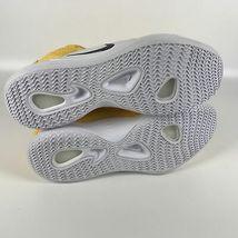 Nike Hyperdunk X TB yellow Men's size 16 Basketball Shoes AT3866 701 image 7