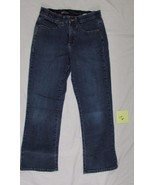 "Lee Comfort wasitband stretch 6p 6 petite Flare Jeans women  28"" inseam - $12.99"
