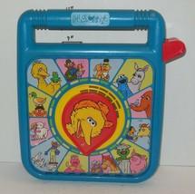 Vintage 1989 Playskool See 'n Say Sesame Street Muppets Big Bird - $24.75
