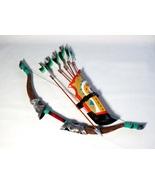 The Legend of Zelda: Breath of the Wild Link Traveler's Bow Arrow Cospla... - $235.00