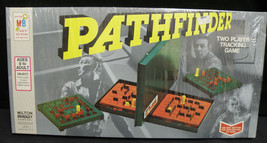 NOS PATHFINDER VINTAGE 1977 MILTON BRADLEY BOARD GAME COMPLETE SEALED NI... - $247.50