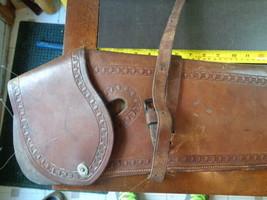 Vintage Meier & Frank Portland Oregon Leather Rifle Scabbard Model 24R - $99.00