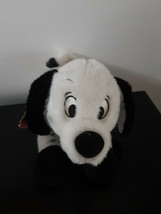 Vintage The Disney Store 101 Dalmatian Little Dipper Blue Collar Plush S... - $29.65