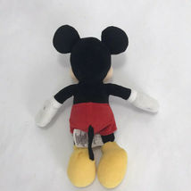 """Mickey Mouse Disney 10"""" Inch Tall Bean Bag Stuffed Animal Plush Doll Toy Gift image 4"""