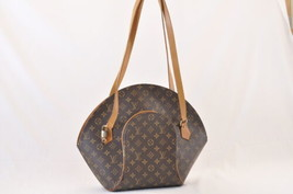 LOUIS VUITTON Monogram Ellipse Shopping Shoulder Bag M51128 LV Auth 7919 - $498.00