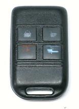 Code Alarm 4 Button Remote TRANSMITTER ALARM START KEYLESS FCC ID GOH-FR... - $9.85